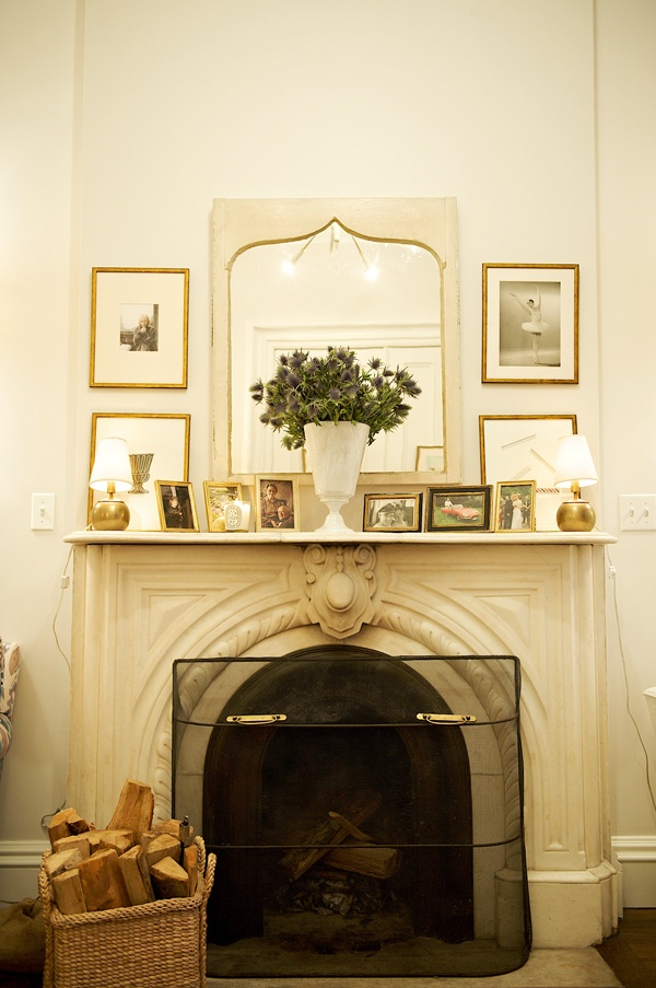 381 best Mantle Decorating images on Pinterest | Fire places, For ...