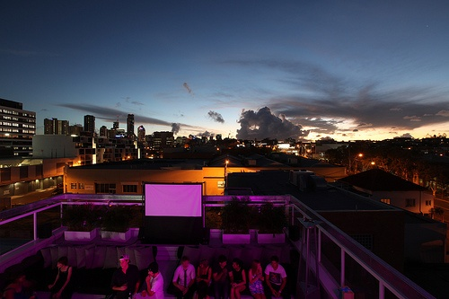 Limes Hotel, Rooftop Bar and Cinema - Fortitude Valley, Brisbane