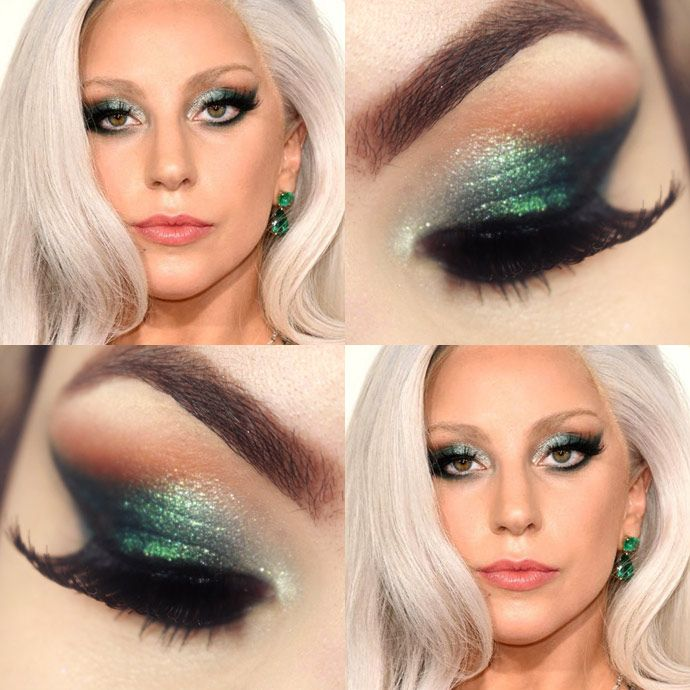 Lady Gaga Makeup Tutorial » Pausa para Feminices