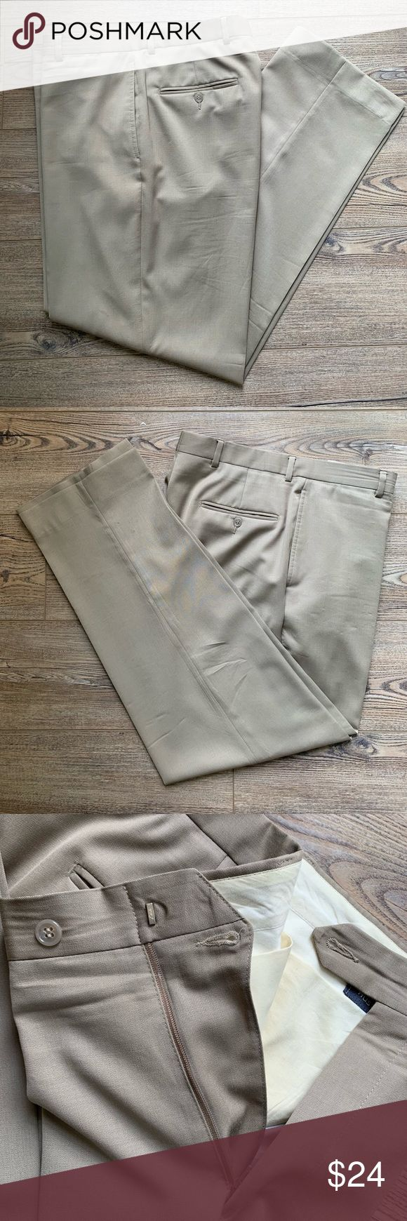 Guc Austin Reed Super 100s Dress Pants Austin Reed Dress Pants Summer Wool