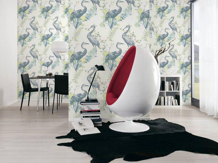 Die besten 25+ Rosa gestreifte wände Ideen auf Pinterest türkis - tapeten schlafzimmer modern