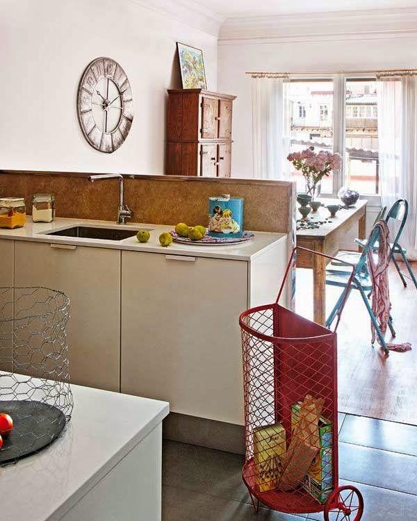 87 best Cocinas Beiges images on Pinterest | Kitchen ideas ...
