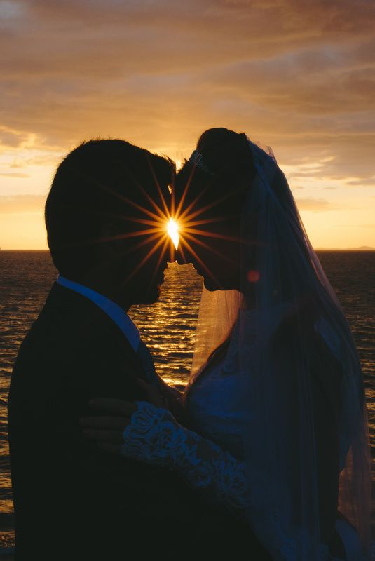 Their first wedding date, Cyclone Winston hit Fiji. Not to be deterred, this couple survived the storm and come to Nadi to complete their dream wedding!