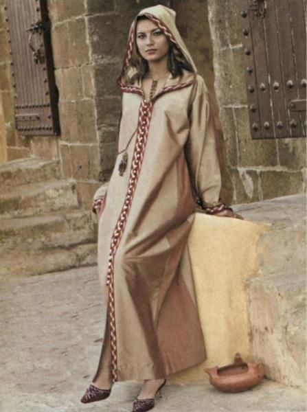 Марокканское платье