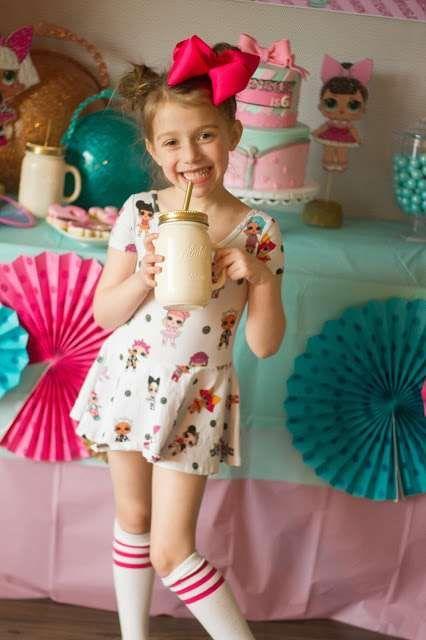 L.O.L Überraschungspuppe Geburtstagsfeier Ideen | Foto 1 von 24 | Fang meine Party   – LOL birthday party