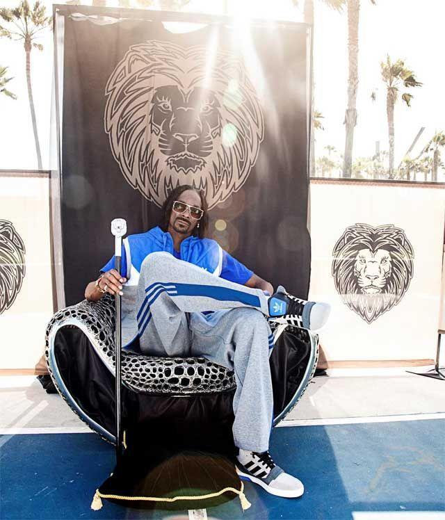 Vídeo Patrocinado: Snoop Lion embajador de las nuevas zapatillas Adidas
