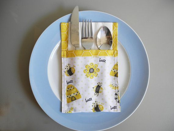 Cutlery Holders to Add Fun and Personality to by VanDijkDesigns