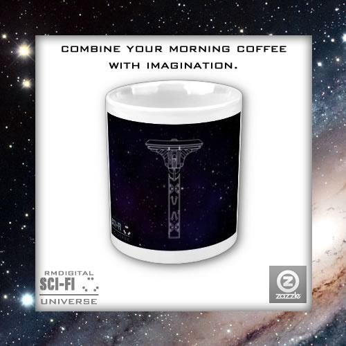 You'll love this truly unique mug. At room temperature, it's simply a black mug. Fill it with your favourite hot beverage and watch what happens. The mug turns white and your images and text appear in vibrant colours. 325 ml. Hand wash only.  $28.90