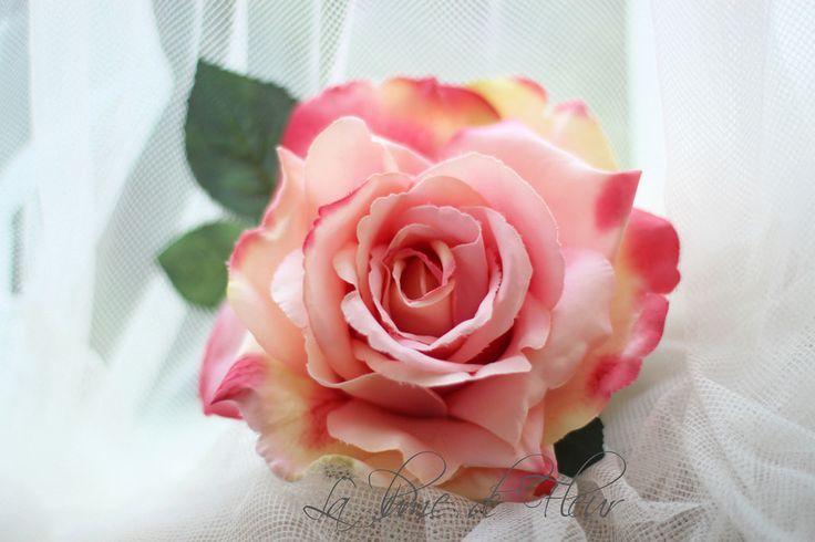Alice full bloom rose antique pink |