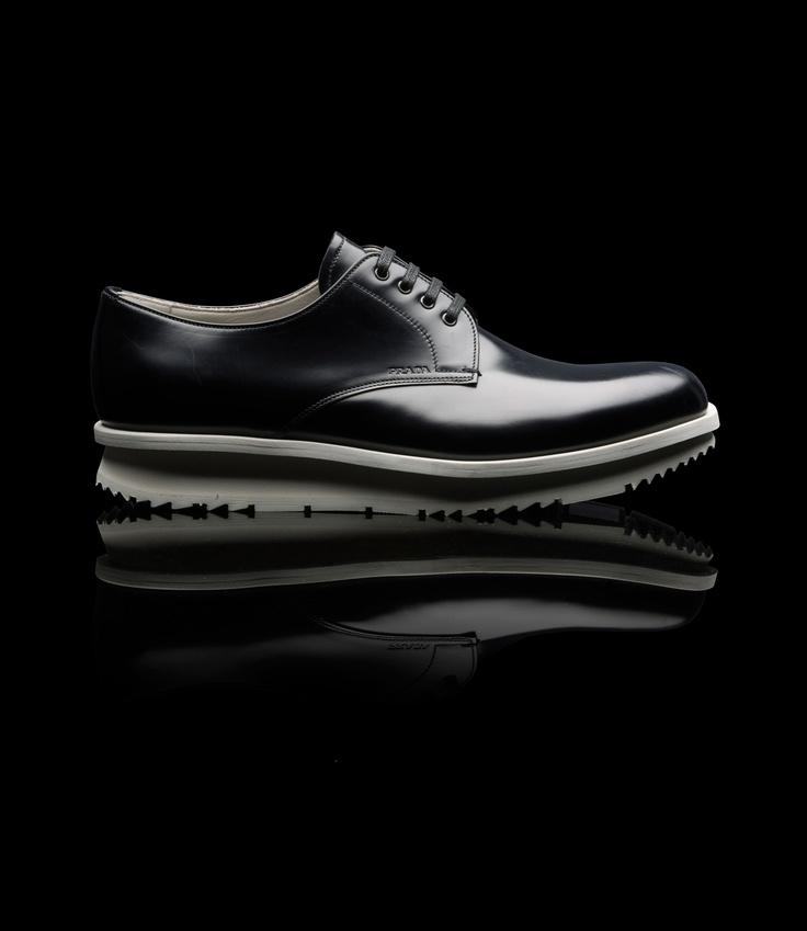 Prada E-Store · Man · Footwear · Lace