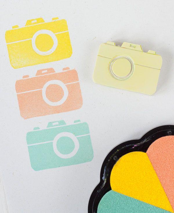 Azucarillos de Colores: Carvado de sellos V: 10 fuentes geniales para carvar