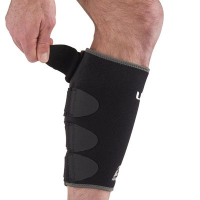 The Customizable Calf Pain Relieving Sleeve - A perfect support system to help relieve tight and sore calf muscles