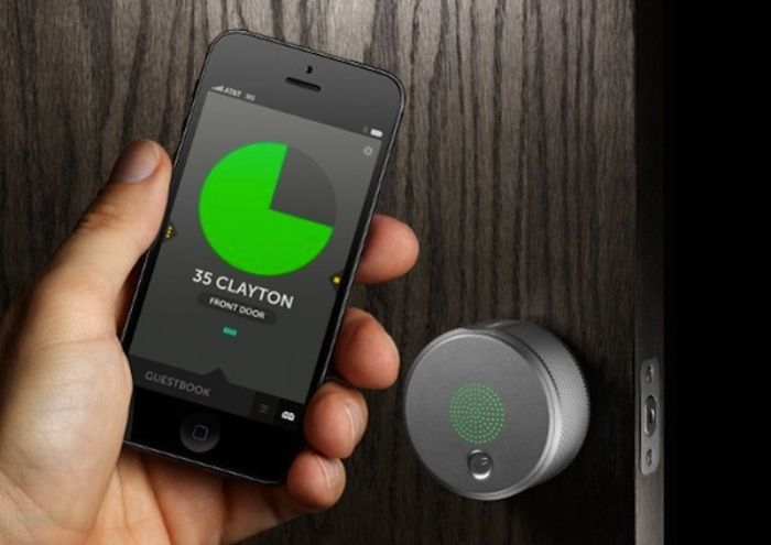 August Smart Lock Takes Home Security to the Next Level…Socially