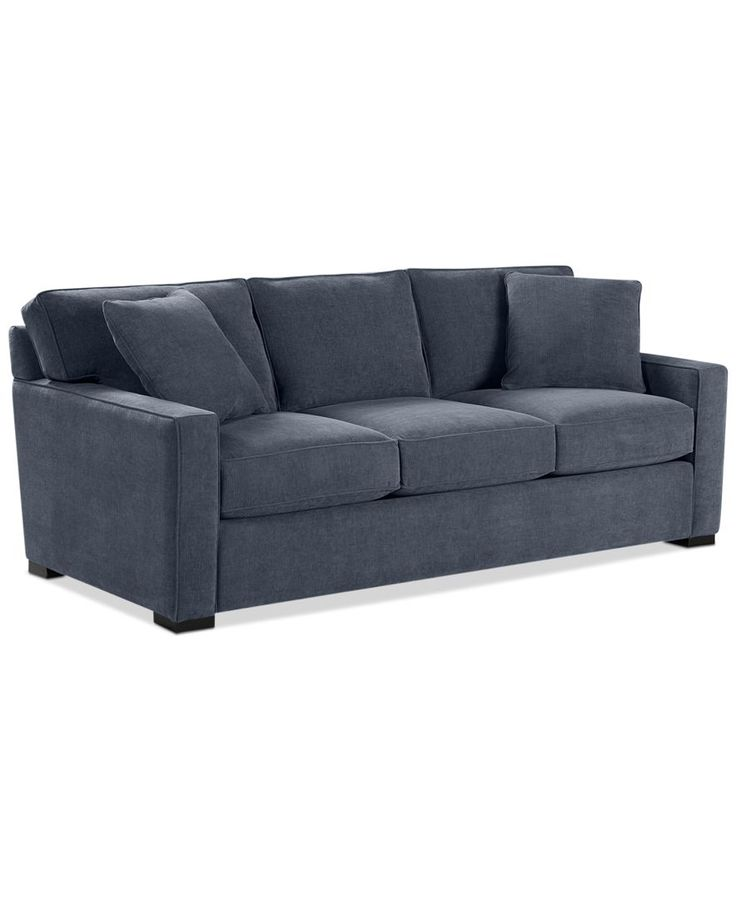 Macys Leather Couch Set