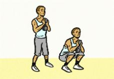 Deep Squats - It might just be the most important exercise you can do, but what's the best way to do it?