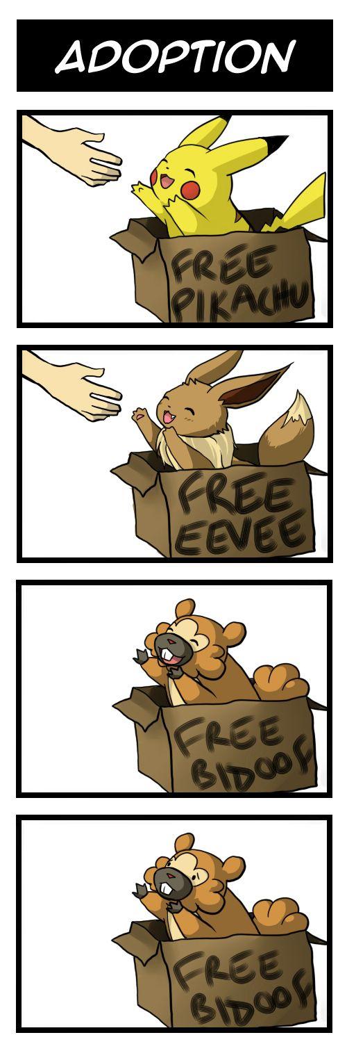 Pokemon sadness