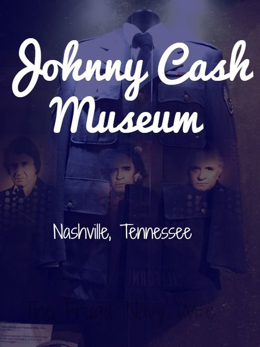 Johnny Cash Museum – Nashville, Tn. Yes
