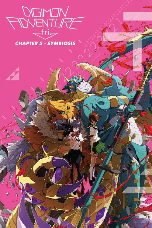 Digimon Adventure Tri. - Chapter 5: Symbiosis 【 FuII • Movie • Streaming