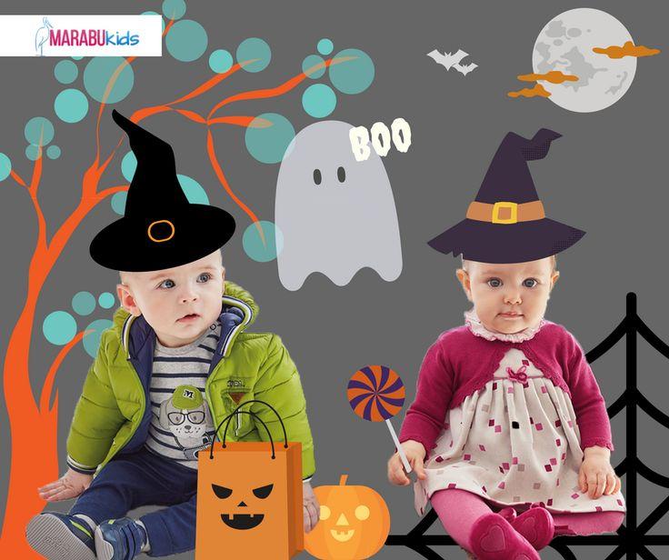 S̶c̶a̶r̶y Happy #Halloween! 👻🎃🕸  Team Marabu Kids! 😊