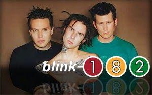 Download lagu-lagu populer Blink 182 sekarang juga.