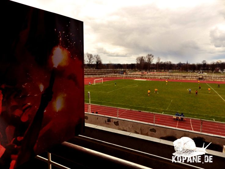 05.04.2015 SG Dynamo Dresden e.V. II – VfL Halle 1896 e.V. http://www.kopane.de/05-04-2015-sg-dynamo-dresden-e-v-ii-vfl-halle-1896-e-v/  #Groundhopping #Fußball #soccer #football #calcio #kopana #SGDynamoDresden #DynamoDresden #SportgemeinschaftDynamoDresden #sgd1953 #SGD #Dynamo #Dresden #VfLHalle1896 #VfLHalle #Halle96 #HalleSaale #Halle