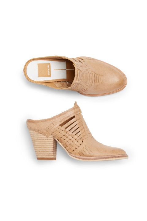 Stitch Fix Spring Shoes: Slip-On Mule Booties