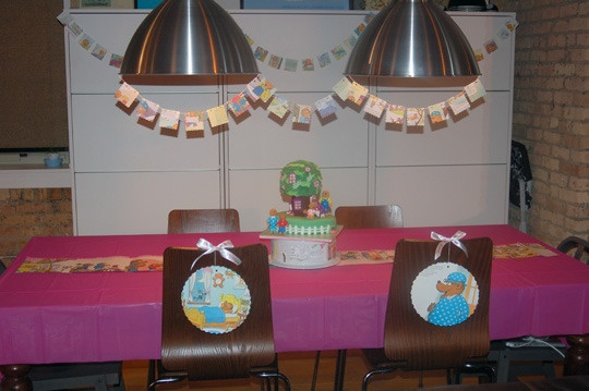 Berenstain Bear Party!