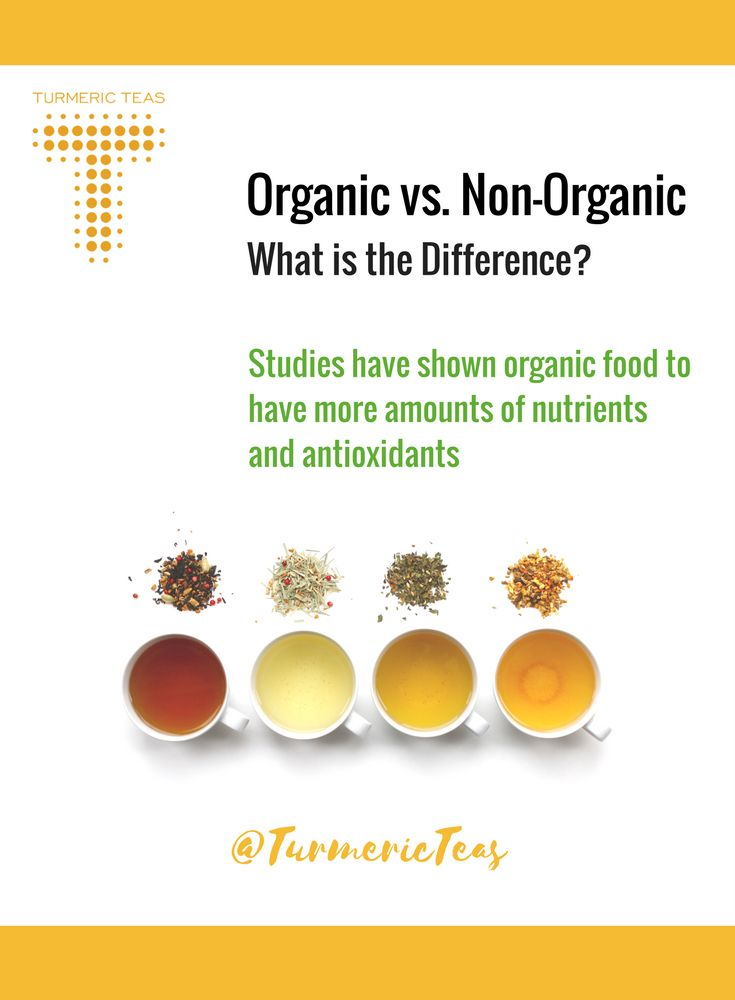 Did you know most organic food has nutritional superiority over non-organic food? Studies have shown organic food to have greater antioxidant activity in addition to higher quantities of other vital nutrients.  #chooseorganic #supportorganic #organictea #organicfood #turmericteas #turmerictea #organic #superfood #tiptuesday #tuesdaytea #turmerictuesday #torontotea #socent #buy1feed1 #buyonefeedone
