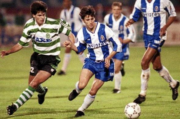 Antigo Jogador do F. C. Porto - Domingos