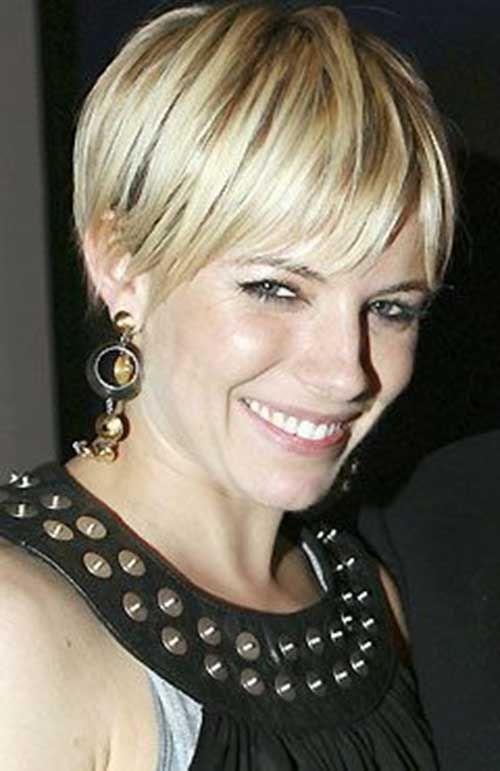 10+ Beste Sienna Miller Pixie Cut