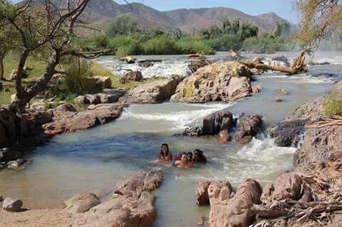 W a t e r f a l l s #namibia