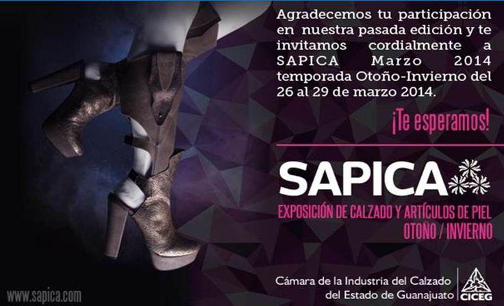 Gracias por visitarnos en SAPICA, te esperamos en la siguiente edición!