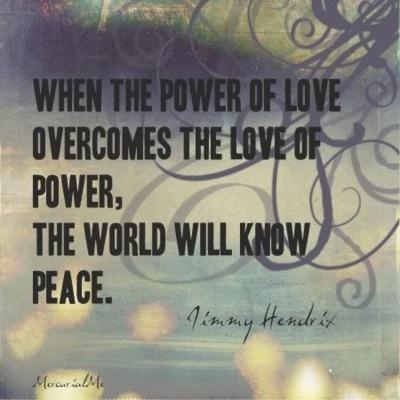 peace #jimmy hendrix