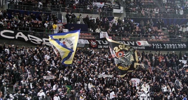 'Pacaembu oriental' deixa jogadores do Corinthians impressionados - Corinthians   Lancenet.com.br