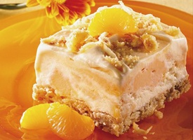 yum for the summer!Frozen Dreamy, Summer Goodies, Mandarin Freeze, Refreshing Frozen, Dreamy Orange, Orange Desserts