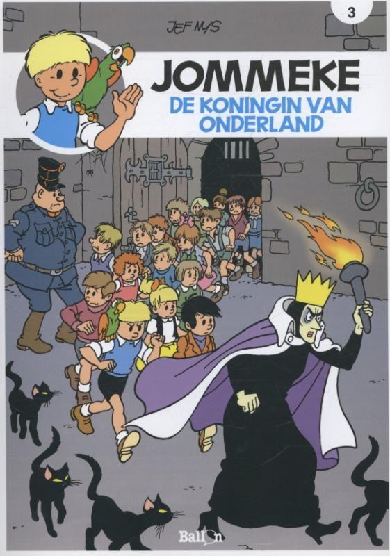 koningin onderland | Home Nederlandstalige boeken Strips Algemeen De koningin van Onderland