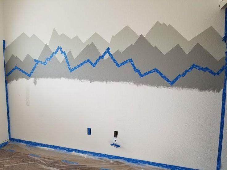 diy_mountain_mural_4 diy_mountain_mural_4 # diymountainmural4 #mountain #mural