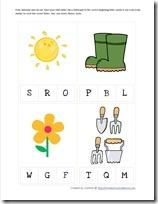 April Themes For Preschool