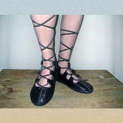 Ladies Ghillie Shoes $95