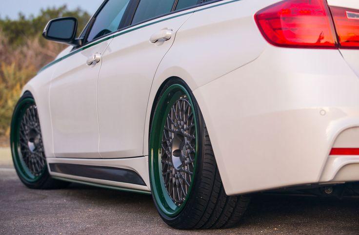 2014 BMW 328i xDrive m sport side blade 33