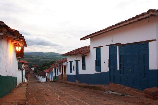 Barichara, el pueblo mas lindo de Colombia !