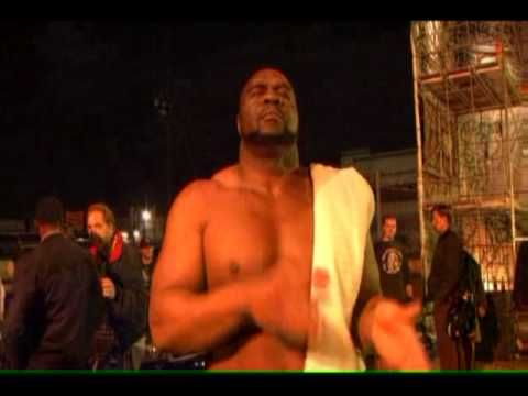 Michael Jai White punks Bob Sapp