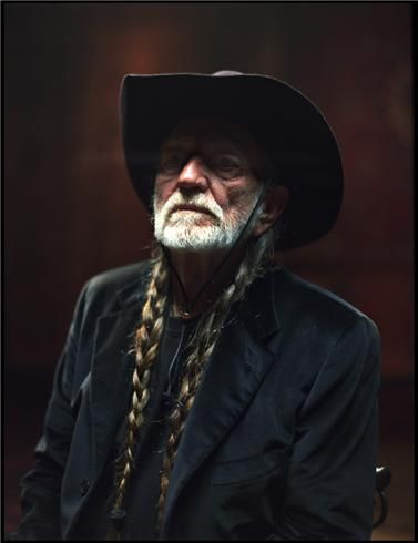 Willie Nelson 2005 © Danny Clinch