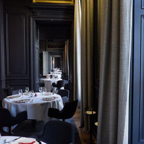 Guy Savoy, Paris – Dedar Milano