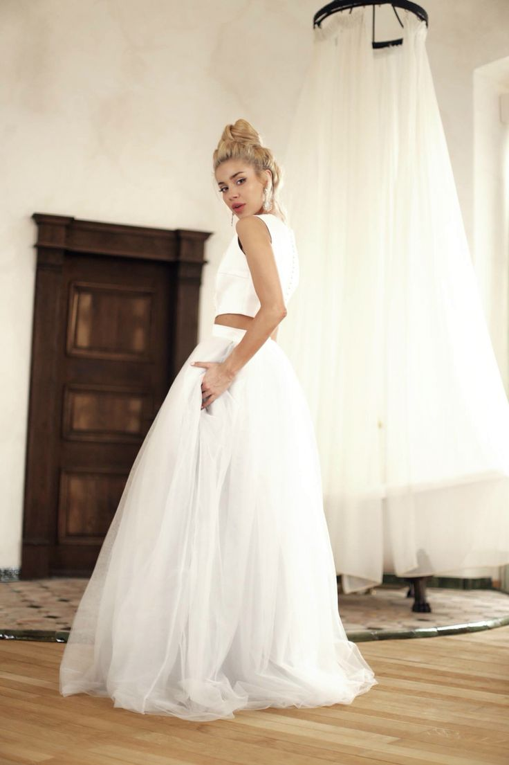 Ligia Mocan dress  Alina Ceusan Raluca Ciornea Bridal collection