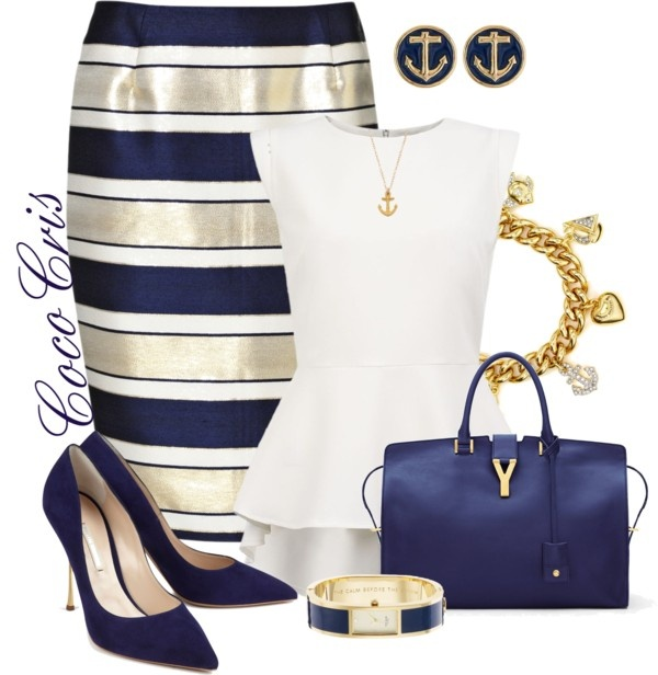 """""""Sailor's Wife"""" by coco-cris-1 on Polyvore"""