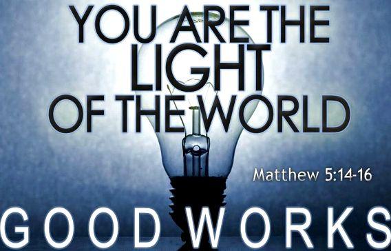 Shine! – Matthew 5:14-16, Part 3