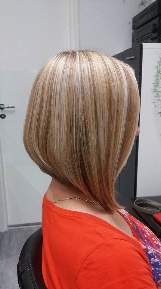 Bob haircut by Niina Hannela