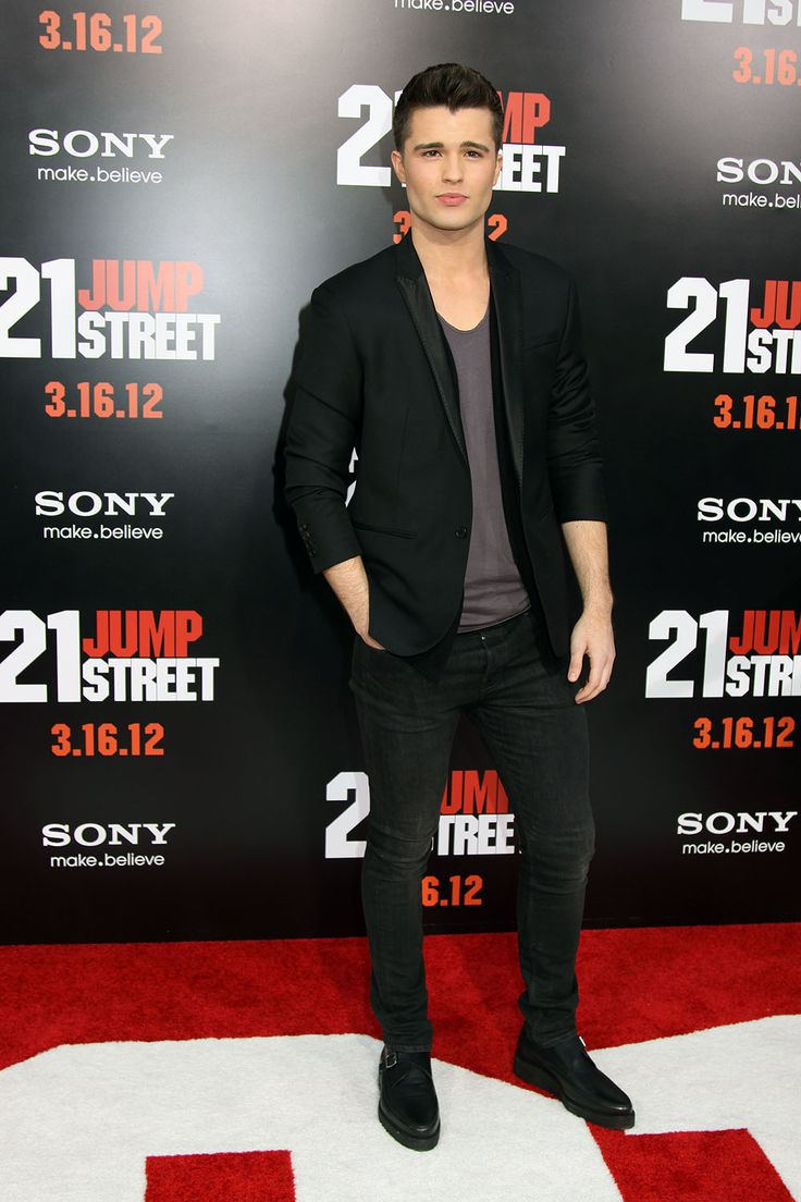 I didnt know Spencer Boldman was in 21 Jump Street!