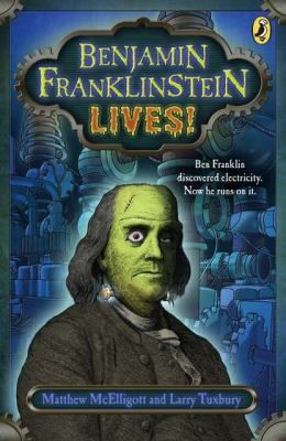 23 best summer reading challenge entering 4th grade images on benjamin franklinstein lives by matthew mcelligott while working on a science fair project a fandeluxe Image collections